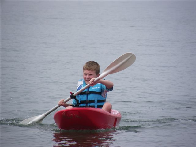 Alex Brown from Richards Bay testing his new Vaya Kayak... Go Alex!!! Proud to have you on the Fluid Team!