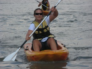 locomotion kayak