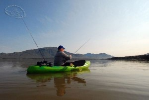buddy fishing kayak