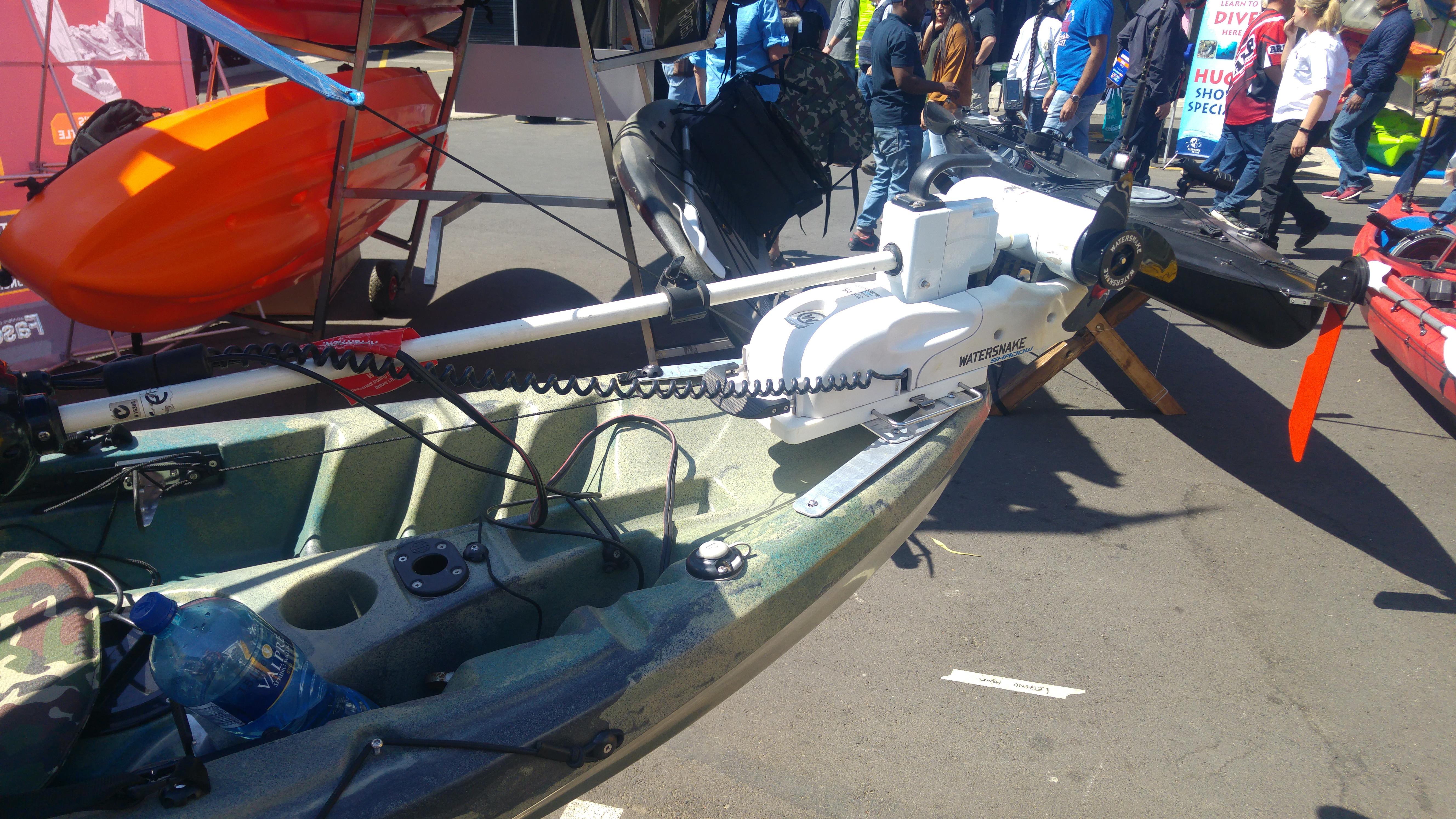 legend nessy kayak