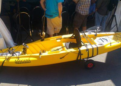 makara legend kayak