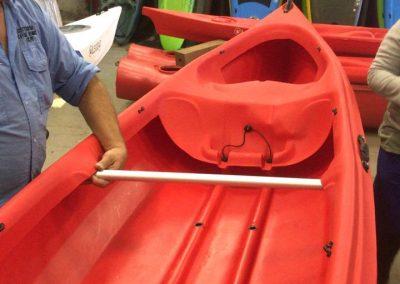 Big Horn 2 seat cargo brace