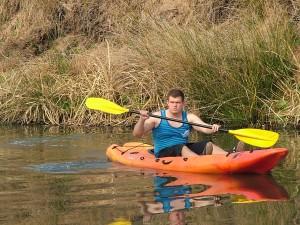 Chumani kayak108kg paddler