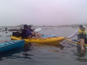 Chumani kayak