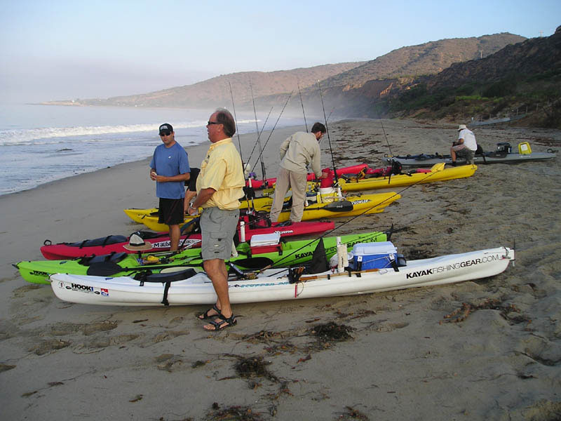 Kayak Fishing plastic vs fiber glass