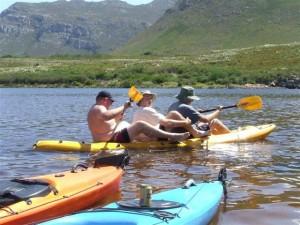 Synergy kayak overload