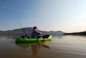 buddy fishing kayak