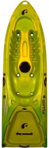Fluid Locomotion kayak