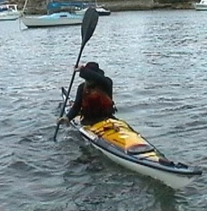 kayak paddle techniques