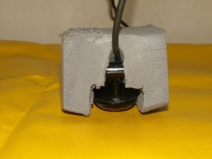 how to fit a transducer 6