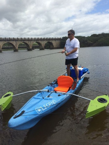 legend kraken kayak