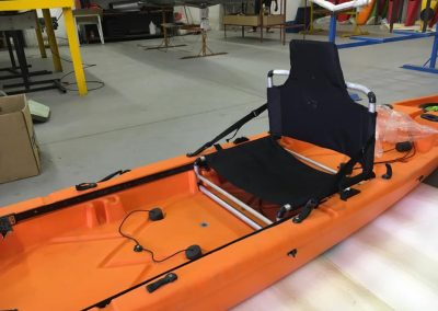 kraken alu kayak seat
