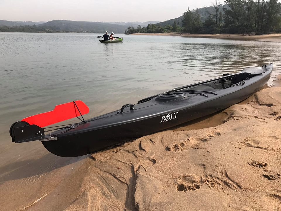 legend bolt kayak