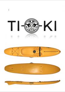 legend tiki kayak