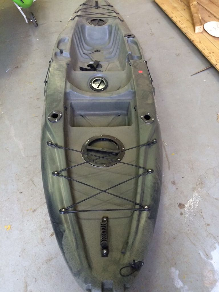 makara legend kayak