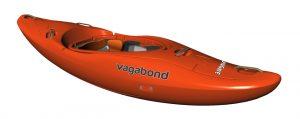pungwe white water kayak features