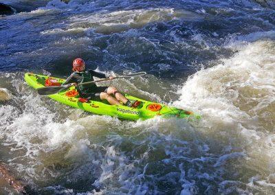 5 kasai kayak rapids