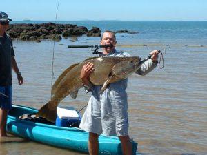 vagabond fishing kayak