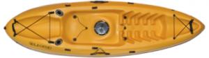 Legend proteus standard kayak