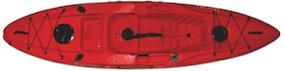 legend makara angler kayak