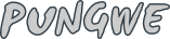 pungwe white water kayak logo