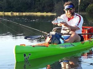 kasai angler kayak