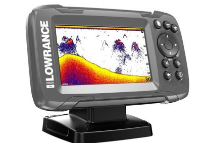 Lowrance Hook 4X Fish Finder with or without GPS