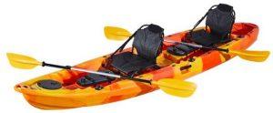 benguela double 2 seat kayak